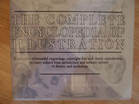 25.00 complete encyclopedia of illustration