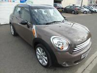 2011 11 MINI COUNTRYMAN 1.6 COOPER D
