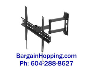 36-44 inch Focal Series Full Motion TV Wall Mount Bracket