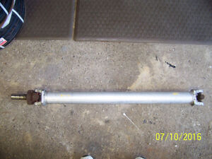 Aluminum drive shaft Windsor Region Ontario image 1