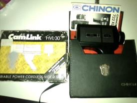 Chinnon 772XL+ Camlink Complete Set