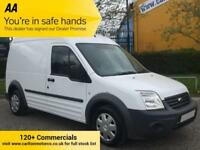 Ford Transit Connect 1.8 T230 LWB High Roof [ CHILLER / FRIDGE ] VAN