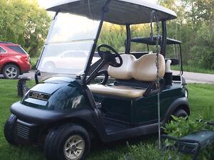 2009 Club Car Precedent Electric Golf Cart Edmonton Edmonton Area image 2