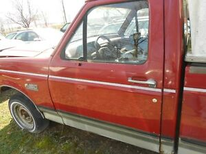 1987 FORD PICKUP ,,DOOR AN PARTS