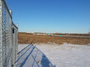 Industrial Storage Yard on Yellowhead West and Anthony Henday Edmonton Edmonton Area image 4