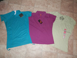 Brand new active/exercise clothing (10 items)