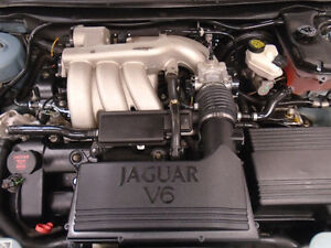 2004 JAGUAR X-TYPE 3.0 AWD! 1 OWNER! 109,000KMS! ONLY $8,500!!!! Edmonton Edmonton Area image 8