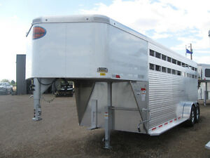Sundowner Rancher 16'-30' Stock Trailers