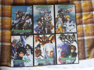 Mobile Suit Gundam 00 First and Second Seasons (Incomplete)