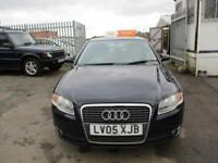 2005 Audi A4 Saloon 2.0 130 SE Petrol blue Manual