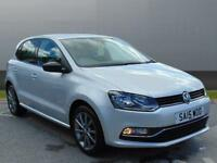 Volkswagen Polo 1.0 SE Design 5dr