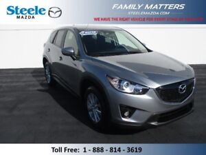 2015 MAZDA CX-5 GS  SUNROOF, HEATED SEATS, BACKUP CAM (INCLUDES