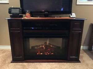 Dimplex Electric Fireplace Media Console - REDUCED