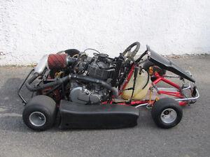Kart CRG Prototype 650cc