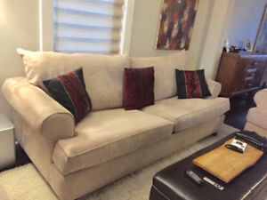 Couch & Chair Set