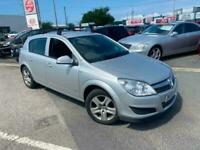 2009 59 VAUXHALL ASTRA 1.4 16V ACTIVE 5 DOOR IN SILVER.12 MONTHS MOT.PX WELCOME.