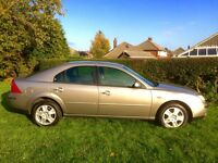 THE VERY BEST EXAMPLE A1 / FORD MONDEO GHIA 2.0 TDCI 130 DIESEL / FULL SERV HIST / ELDERLY OWNER