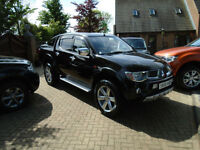 2008 58 Reg Mitsubishi L200 Animal 2.5 DID Manual NO VAT