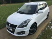 SUZUKI SWIFT SPORT NAV 1.6 2015 (15) 5DR HATCH WHITE
