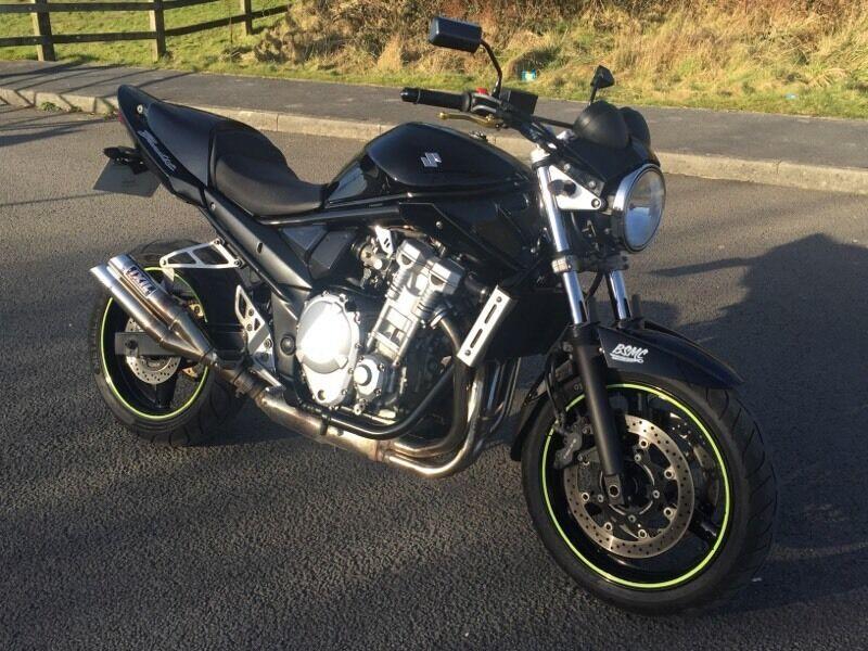 suzuki gsf 650 bandit n 2008 in carmarthen carmarthenshire gumtree