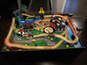 Imaginarium Wooden Train set