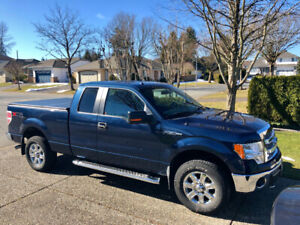 2014 F-150 XLT Supercab low mileage