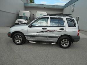 1999 Chevrolet Tracker Auto 4x4 Excellent Condition SUV,