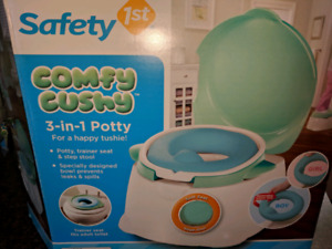 3 in 1 potty training system