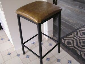 Metal Bar Stools 4 only