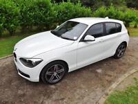 BMW 1 Series 116i 1.6 Sport 5dr PETROL AUTOMATIC 2014/14