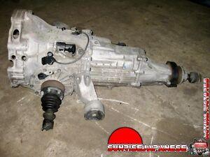 AUDI A4 B5 / VW PASSAT 1.8 TURBO PETROL 5-SPEED MT TRANSMISSION