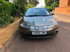 2009 Honda Civic 1.4i-DSI SE+ ( met paint ) SE Plus 1 years mot