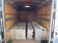 KEVIN'S DELIVERY TRUCK & TRAILER 905-525-5931 (NO EMAILS)