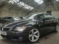 2008 BMW 6 Series 3.0 635d Sport 2dr
