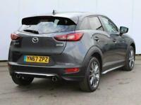 2017 Mazda CX-3 2.0 GT Sport 5dr Hatchback Hatchback Petrol Manual
