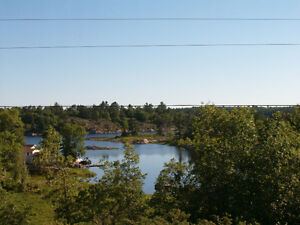Majestic Ridge overlooking French River