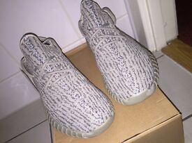 ADIDAS YEEZYS BOOST 350 MOONROCK (GREY)