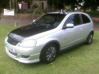 Vauxhall/Opel Corsa 1.2i 16v ( a/c ) 2005MY SXi