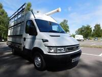 Iveco Daily 35S12V TD MWB H/R P/X TO CLEAR
