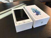 Apple iPhone 6s Plus 64GB (White & Silver)
