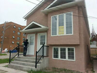 2 Bedrooms duplex for Rent (upper unit) @ 676 Logan Ave.$900