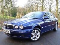 2003 53 Jaguar X-TYPE 2.1 V6 Classic 4 Door Saloon
