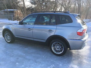 2006 BMW X3 SPORT PACKAGE + PREMIUM
