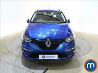 2017 Renault Megane 1.6 TCE GT Nav 5dr Auto Estate Petrol Automatic