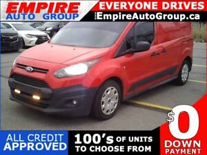 2015 FORD TRANSIT CONNECT CARGO VAN XL W/REAR 180 DEGREE DOORS L