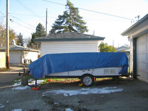 10' Flagstaff Tent Trailer for sale
