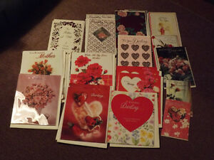 Valentine Cards & Trays/Boxes