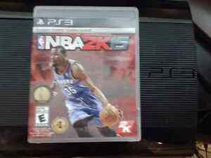 NBA 2K15 for PS3