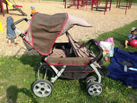 Foundations 4 Seat Stroller