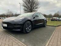 2020 Tesla Model 3 LONG RANGE AWD Auto Saloon Electric Automatic